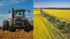 Češi jsou velkostatkáři EU, drobní zemědělci mizí. Úřad zmínil černé vyhlídky