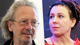 Nobelovku za literaturu mají Tokarczuková a Rakušan Handke. Polka se chystá do Prahy