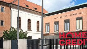 Home Credit couvá: Partnerství s Univerzitou Karlovou nebude