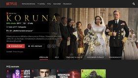 Svěráci, De Niro i Zaklínač. Internetová televize Netflix dostala českou podobu
