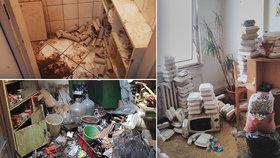 Patrik uklízí byty po mrtvých: Tři měsíce po pohřbu jsme pod skříní našli ruku