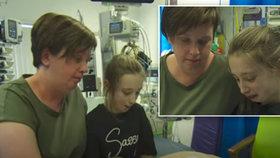 Děvčátko (†11) čekalo 9 měsíců na transplantaci srdce: Přišla pozdě