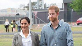 Čára přes rozpočet pro Harryho a Meghan?! Kanada hlásí, že u nich nejsou vítáni