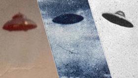 V Česku se ročně objeví až 150 UFO. Vedoucí projektu Záře přidal detaily