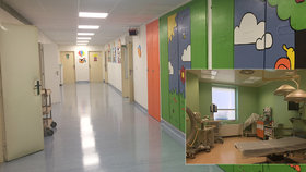 """""""Vlajková loď"""" Thomayerovy nemocnice: Dětská chirurgie a traumatologie ročně ošetří desetitisíce dětí"""