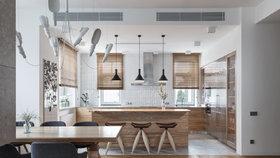 Dva apartmány nahradil nadčasový domov s tajnou pracovnou