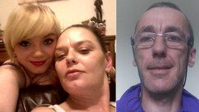 Žárlivec svázal a ubodal o 27 let mladší přítelkyni (†22): Dřív randil s její matkou