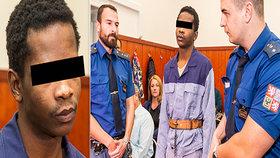 Dívka byla od krve a prosila o antikoncepci: Svědci v procesu s Libyjcem popsali nejhorší chvíle
