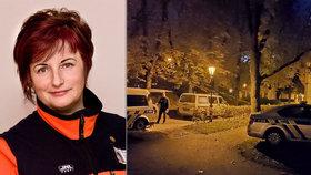 Mladík se na Vyšehradě střelil do hrudi: První pomoc mu dali kolemjdoucí záchranáři