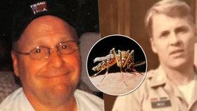 Válečný veterán (†72) odmítal používat repelent: Zabilo ho bodnutí komára!