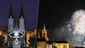 Praha Božská: Novoroční ohňostroj chce spolek věnovat Gottovi. Zatím na něj vybral 45 tisíc z milionu