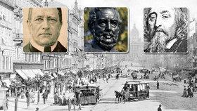 Praha jako místopisné peklo! Komenského náměstí bylo na Novém Městě, Žižkově i ve Vršovicích