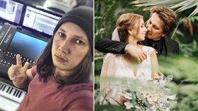 """Pohádková svatba hvězdy SuperStar: Cmorik se pochlubil fotkou """"z Toskánska""""!"""