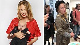 Hvězda Ulice Krejčíková je podruhé těhotná: Neplánovali jsme to, přiznala