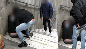 Ospalce u brněnského nádraží obrali nenechavci o prkenici: Kamerám ani strážníkům neunikli
