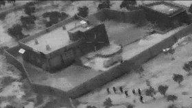 Takhle zemřel vůdce ISIS: Pentagon ukázal záběry tajného útoku na Bagdádího