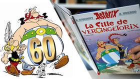 """Asterix a Obelix slaví 60 let. Češi žijící ve Francii: """"Čtou je děti i třicátníci."""""""