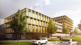 IKEM postaví pavilony za miliardu, hotovo má být v roce 2023. Transplantací díky novým lůžkům přibude