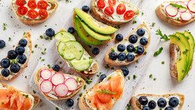 Co svačit při dietě? Sladké i slané recepty, které vám pomohou zhubnout