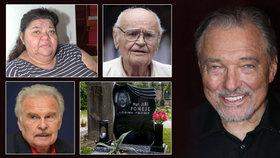 Gott (†80) nemá na Dušičky hrob! Kde leží slavní, kteří nás letos také opustili?