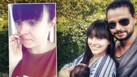 Ewa Farna v slzách: Při pohledu na syna se jí udělalo úzko!
