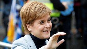 Premiérka cítí nezávislost na dosah: Skotsko se osamostatní?