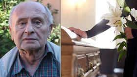 Oldřich (80) rodině prozradil detaily svého pohřbu! Vše bude jinak! Co dělat, aby poslední vůle platila?