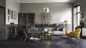 Úchvatné! Takhle se změnil design obývacího pokoje za posledních 600 let