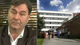 Kritizoval nemocnici v Karviné a skončil: Vyhlášeného primáře ortopedie Knybela sesadili