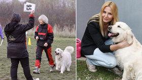 Stella Gottová u opatrovnice září: Ivana se na ni nesměla ani dívat!