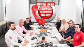 Odborníci na telefonu Blesku odpovídali: Ptali jste se expertů na auto-moto!