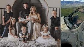 Kvůli drogám popravili rodinu: Sedm dětí nechali shořet v autě!