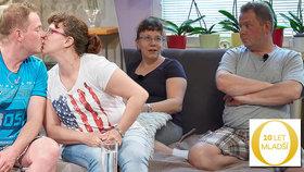 O 10 let mladší: Smrt rodičů dostala Libuši na dno! Manžel ji dorazil