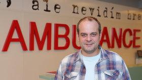 Roman Štabrňák z Ordinace ve stopách Menšíka: Čaruje v nové Saxaně!