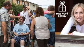 Ochrnutý Kamil (43) z Mise nový domov si přál smrt! Jeho naděje má cenovku 350 tisíc