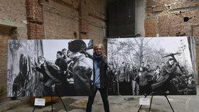 V Holešovicích se otevřel nový kulturní areál: Na úvod připomněl pád Berlínské zdi