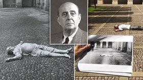 Záhadná smrt Jana Masaryka: Mohl skočit, tvrdí experti z Plzně. Zkoumali, kam dopadlo tělo
