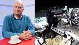 Při bouračce u Znojma by zemřeli i v chytrém autě, míní expert. Co přinese nová výbava?