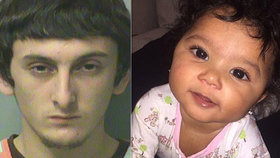 Nezletilý otec utřásl dcerku (†8 měs.) k smrti. Odsoudili ho na 100 let vězení