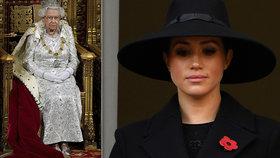 Meghan opět provokuje královnu Alžbětu II.: Jde o letošní Vánoce!