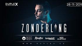 Zonderling vystoupí v Praze: Poslechněte si, jak hrál letos na Tomorrowlandu