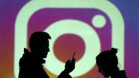 Hvězdy sociálních sítí se bojí o peníze. Instagram skrývá oblíbenost příspěvků