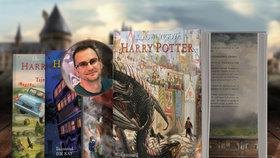 Harry Potter počtvrté: V úžasných ilustracích Jima Kaye se vrací Turnaj tří kouzelníků i Voldemort!
