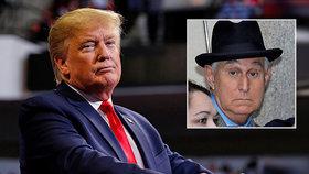 Prezidentův muž je vinen a může dostat až 20 let natvrdo. Trump: Dvojí metr