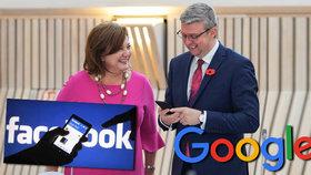 Vláda schválila bič na giganty. Na Google i Facebook míří nová digitální daň