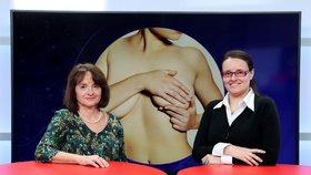 Vysíláme: Zákeřná rakovina prsu. Znamená bulka hned nádor?