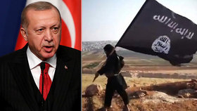 Turecku došla trpělivost. Deportuje bývalé bojovníky ISIS zpět do Evropy