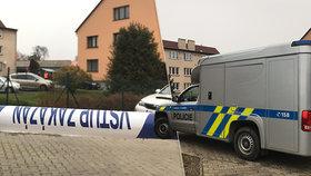 Brutální vražda ženy (†58) v Nové Vsi: Policie zadržela podezřelého