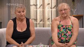 Dvojčata v pořadu O 10 let mladší: Lidé si myslí, že jsou matka s dcerou!