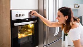 Používejte spotřebiče správně! Využívejte kapacitu pračky, vařte s pokličkou